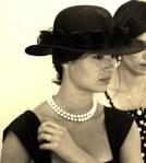 Marie Lussignol, chapeau