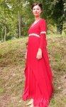 Marie Lussignol, courtière, dans la série Merlin,BBC