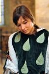 Marie Lussignol, dans le rôle de Jeanne d'Arc EWTNPRODUCTION