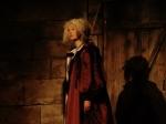 Marie Lussignol dans le rôle de Madame Royale, dans les enfants dutemple