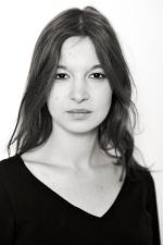 Marie Lussignol, portrait de comédienne par Florence Grimmeisen
