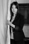 Marie Lussignol, portrait de comédienne par FlorenceGrimmeisen