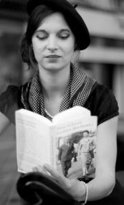 Marie Lussignol dans le rôle de Sara