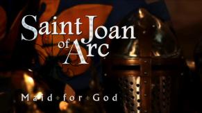 Joan of Arc Title for Docu Fiction at EWTN