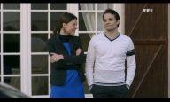 Marie Lussignol et Alan Sorano, TF1